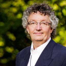 Portrait of Nis Jul Clausen, Board member at IWC